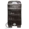 Dublon Leatherworks Leather Case Pantera Caiman Brown for iPhone 4, 4S (LC-0117)