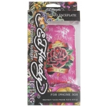 Cover Ed Hardy & Christian Audigier for iPhone 3G/3GS Dedicated to the One I Love