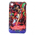 Cover Ed Hardy & Christian Audigier for iPhone 3G/3GS Beauty