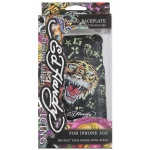Cover Ed Hardy & Christian Audigier for iPhone 3G/3GS Tiger Black