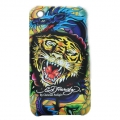 Cover Ed Hardy & Christian Audigier for iPhone 3G/3GS Tiger Dragon