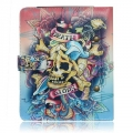 Leather Case Ed Hardy Death Or Glory for iPad