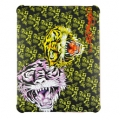 Hard Cover Ed Hardy Double Tiger for iPad