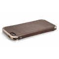 Element Case Ronin First Edition Nickel/Ziricote Wood for iPhone 5, 5S (API5-1110-N6BS)