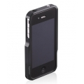 Esoterism Aluminum Moat-4 AL W for iPhone 4, 4S - Opus Noir