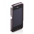 Esoterism Aluminum Moat-4 AL W for iPhone 4, 4S - Space Gray