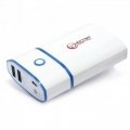 ExtraDigital Universal ext. Battery Pack, 7800 mAh - White (PB-AS023)