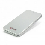 ExtraDigital Universal ext. Battery Pack, 4000 mAh - Silver (PB-MS012)