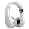 Fanny Wang Headphones White (FW-HEADPH-1002-WHT)