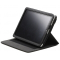 Leather Case Will Jacket Black for iPad
