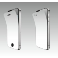 Fonemax FONEPRO Mirror/Mirror film set for iPhone 4, 4S