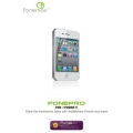 Fonemax FONEPRO Purple/Clear film set for iPhone 4, 4S