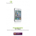 Fonemax FONEPRO Purple/Mirror film set for iPhone 4, 4S