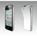 Fonemax FONEPRO Crystal Clear/Mirror film set for iPhone 4, 4S