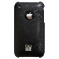 G-Cube Premium Case Black for iPhone 3G/3GS (GPN-3BK)