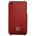 G-Cube Premium Case Red for iPhone 3G/3GS (GPS-3R)
