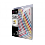 G-Cube Waterwear Case for iPad`s - Abstract Red (GPD-45R)