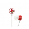 Angry Birds Stereo Headphones Tweeters Red for iPad, iPhone, iPod (HAB001G)