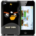 Angry Birds Protective Case Bomber Black for iPod Touch 4G (TCAB404)