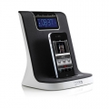 Gear 4 Alarm Clock Dock Halo for iPhone, iPod (PG490)