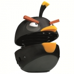 Angry Birds Mini Speaker Black Bird for iOS/Android devices (PG779G)