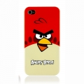 Angry Birds Protective Case Red Bird for iPhone 4, 4S (ICAB401G)