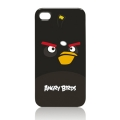 Angry Birds Protective Case Black Bird for iPhone 4, 4S (ICAB404G)