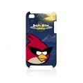 Angry Birds Protective Case Space Bird Red for iPod Touch 4G (TCAS401G)
