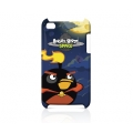 Angry Birds Protective Case Space Fire Bomber for iPod Touch 4G (TCAS405G)