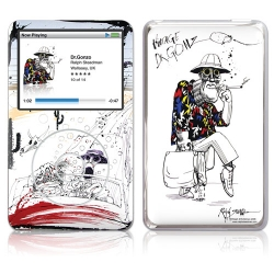 GelaSkins Dr.Gonzo for iPod Classic