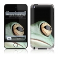 GelaSkins White's Tree Frog for iPod Touch 4G