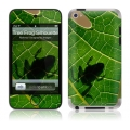 GelaSkins Tree Frog Silhouette for iPod Touch 4G
