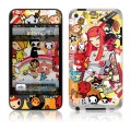 GelaSkins Inferno for iPod Touch 4G