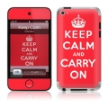 GelaSkins Keep Calm for iPod Touch 4G