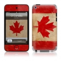 GelaSkins O Canada for iPod Touch 4G