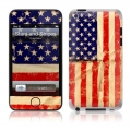 GelaSkins Stars and Stripes for iPod Touch 4G