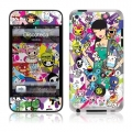 GelaSkins Discoteca for iPod Touch 4G