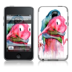 GelaSkins The Backpack for iPod Touch 2G/3G