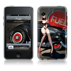 GelaSkins Fuel for iPod Touch 2G/3G