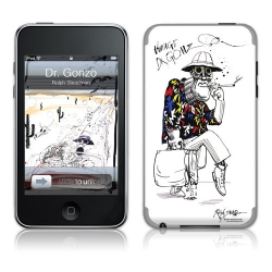 GelaSkins Dr.Gonzo for iPod Touch 2G/3G