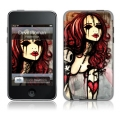 GelaSkins Devil Woman for iPod Touch 2G/3G