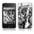 GelaSkins Royal Flush for iPod Touch 2G/3G