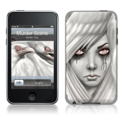 GelaSkins Murder for iPod Touch 2G/3G