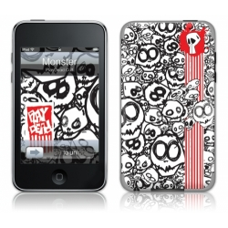 GelaSkins Monster for iPod Touch 2G/3G