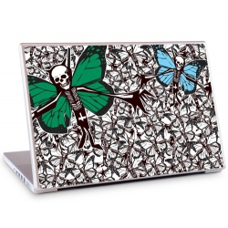 GelaSkins The Death Fairy for MacBook Pro 15""