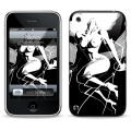GelaSkins Nancy for iPhone 3G/3GS