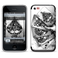 GelaSkins Royal Flush for iPhone 3G/3GS