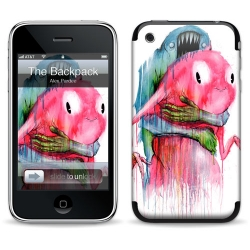 GelaSkins The Backpack for iPhone 3G/3GS