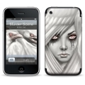GelaSkins Murder for iPhone 3G/3GS