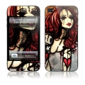 GelaSkins Devil Woman for iPhone 4